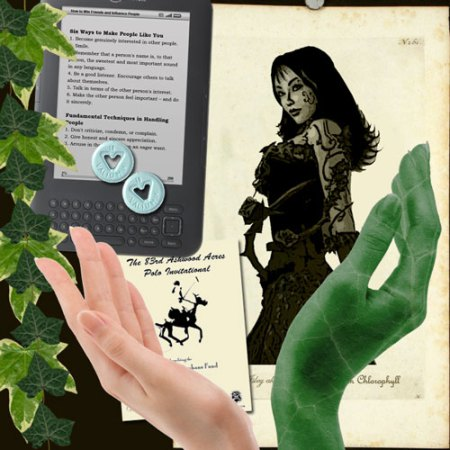 Poison Ivy in the new Batman/Catwoman story Cat-Tales: Spontaneous Generation